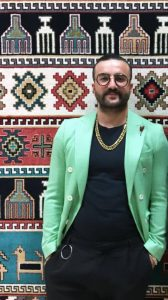 Emran Parhun(Sales Manager)